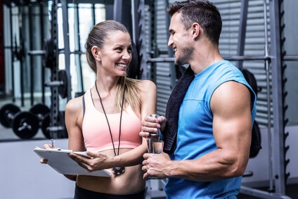 Formular Fitnessstudio
